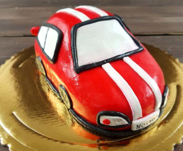 tort samochód nordian