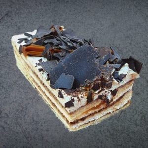 ciasto Toffiówka